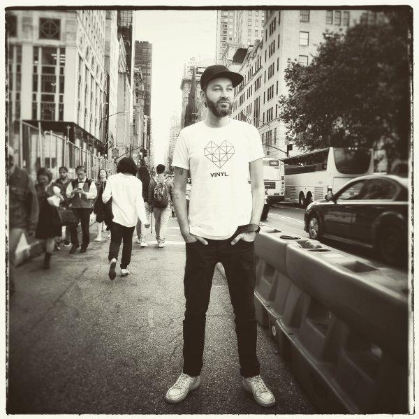 VINYL. - aheartforvinyl |Mens Tee White Classic
