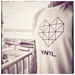 VINYL. - aheartforvinyl | Mens Tee White Classic