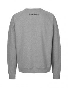 Unisex Sweater Grey