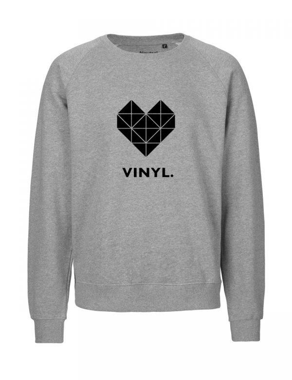 Unisex Sweater Pattern Grey